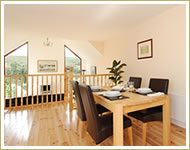 Holiday Homes Athdown Dining Room