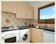 Holiday Homes Athdown Kitchen
