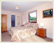 Holiday Homes Athdown Double Bedroom