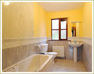 Holiday Homes Seefin Bathroom