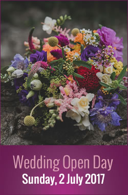 Wedding Open Day Summer 2017