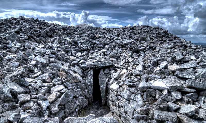 Seefin Megalithic Tomb – PART 1