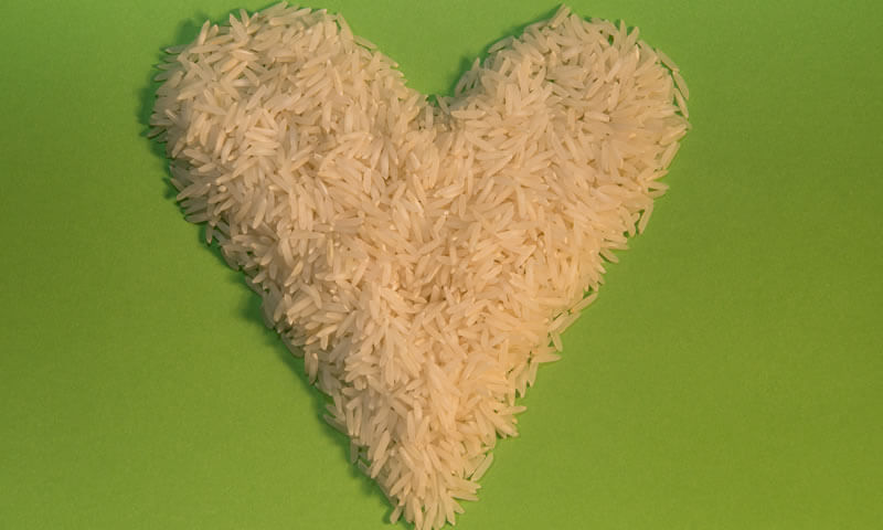 Rice Banned at Weddings