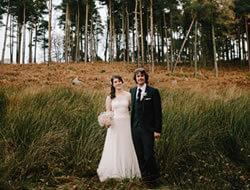 Unique Wedding in County Wicklow Anna & Alex
