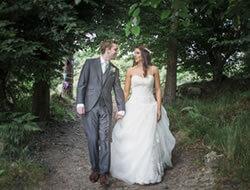 Jaleh & Sean's Beautiful Wedding in Kippure Estate