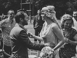Maggie & Dave's Wedding at the beautiful Kippure Estate