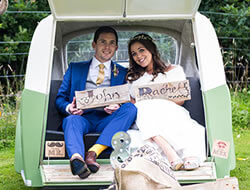 Rachel & John's Special Wedding at Kippure in Wicklow