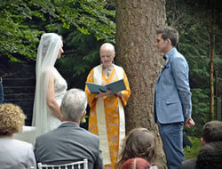Brian & Rachael's Woodland Wedding in Wicklow