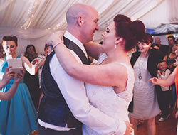 Jenny & Ronan Wedding Wicklow