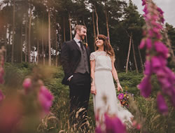 Sarah & Stephen Magical Wedding in Wicklow