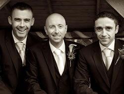 Steven & Tracey get married in Wicklow