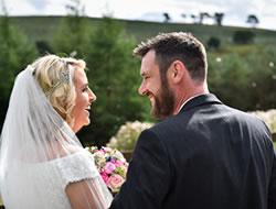 Siobhra & Will Wedding at Kippure Estate in Wicklow