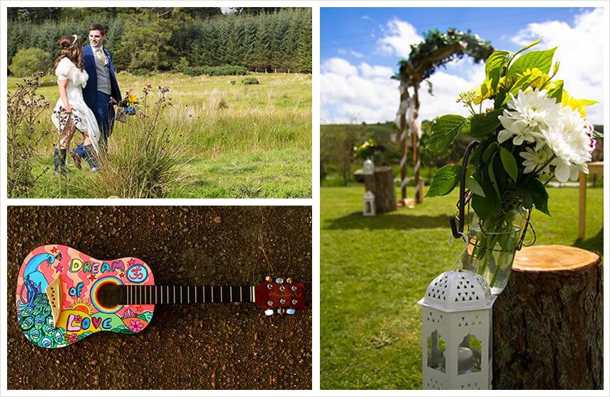 Themes Weddings at Kippure Estate