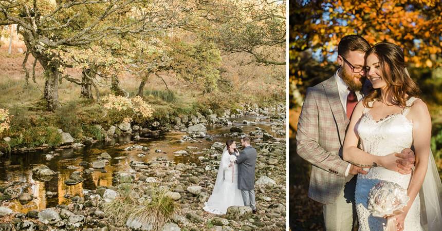 Wedding Open Day Autumn Winter Wicklow