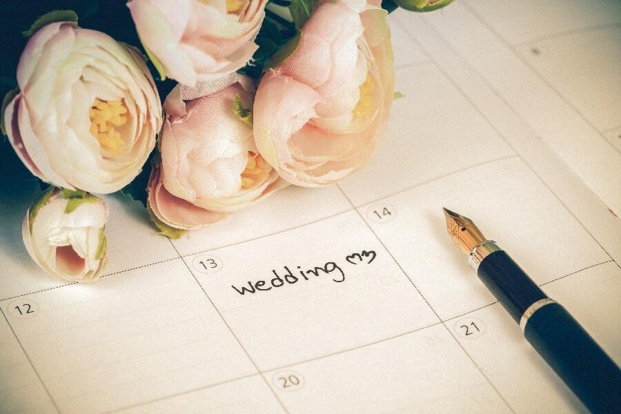 Your Wedding Planning Checklist